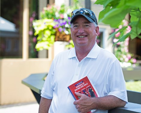 Boyd Browning<br> Scenes at Fasig-Tipton Kentucky July HORA and Yearling sales on July 6, 2019, on Lexington, Ky.
